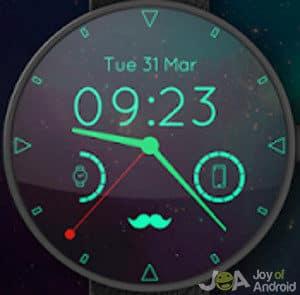 Mustache-Face