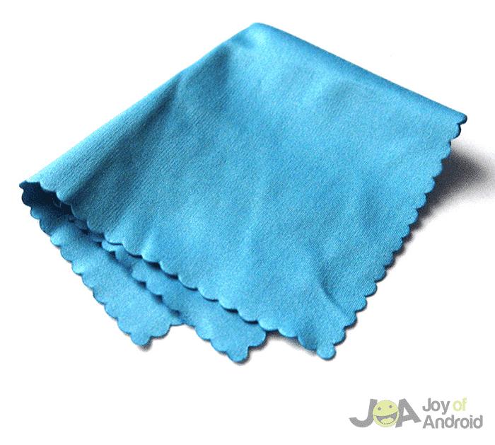 fold cloth