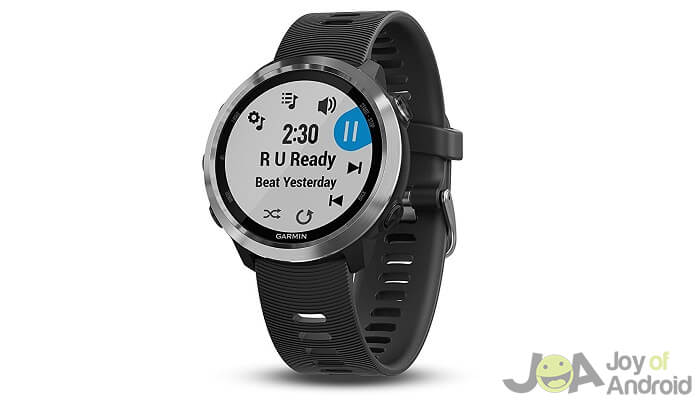 The Garmin Forerunner 645 Music - Choosing the Best Android Watch for Fitness and Weight Loss - Joy of Android
