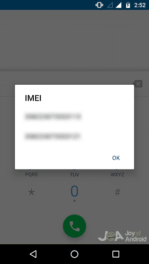 How to Check the IMEI Number in Android