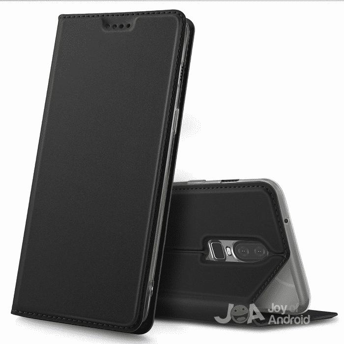 kugi ultra thin leather cover case