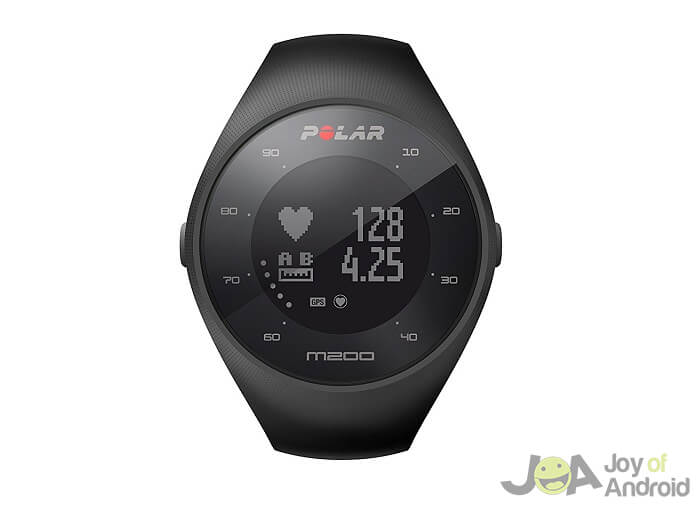 The Polar M200 - Choosing the Best Android Watch for Fitness and Weight Loss - Joy of Android
