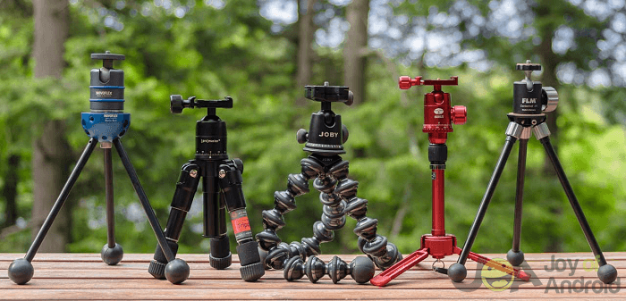 tripods for android phones