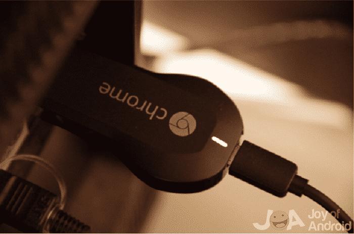 Chrome USB Port