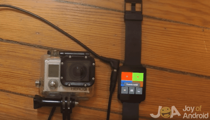 Finding the Best GoPro Smart Watch App for Android Wear: 6 Options | Joy of Android