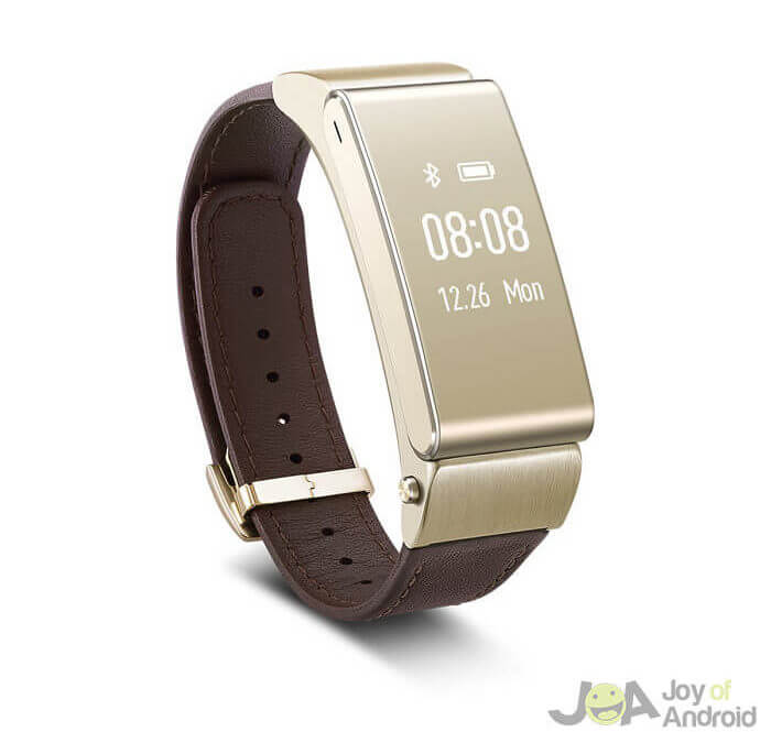 Huawei Talkband B2 - Choosing the Best Huawei Android Watch for You - Joy of Android