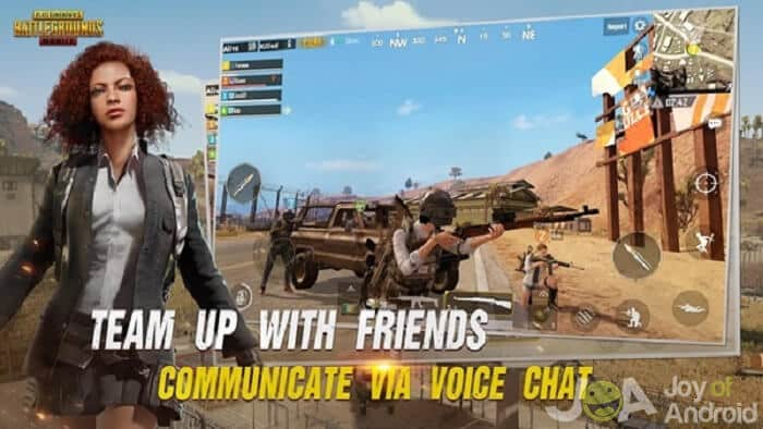 The Mobile Versions Of Pubg Look Great But There S A Catch: The 5 Best Battle Royale Games For Android