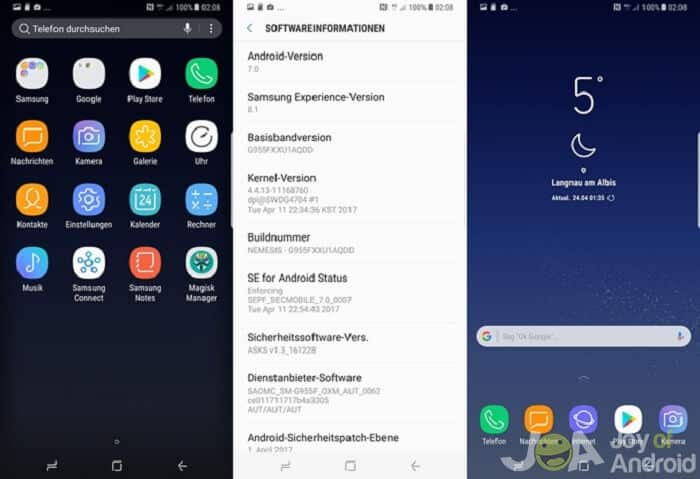 The Best Custom ROMs for the Samsung Galaxy S8 | Joy of Android