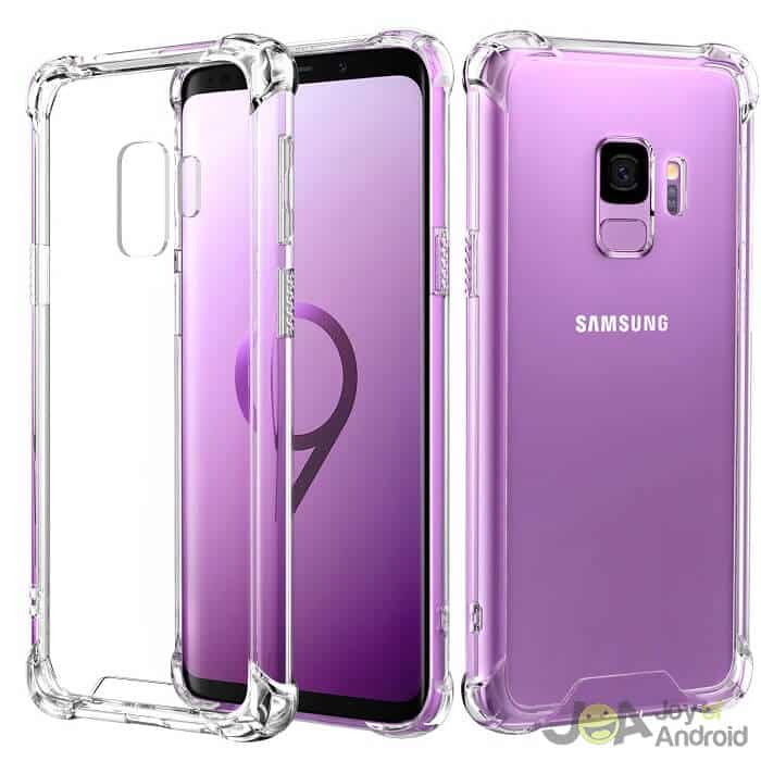 Samsung Galaxy S9 Case Silicone