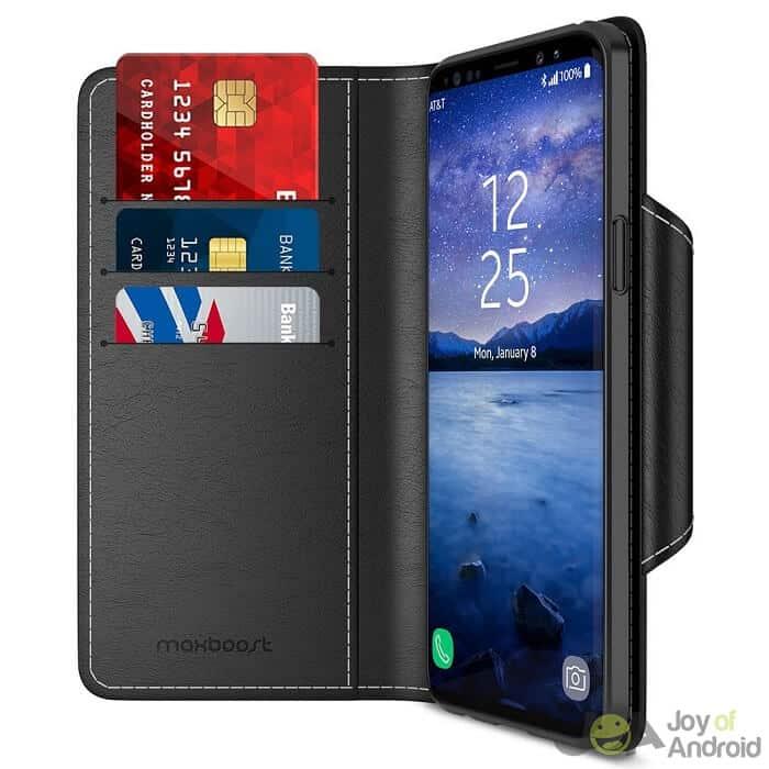 Samsung Galaxy S9 Case Wallet