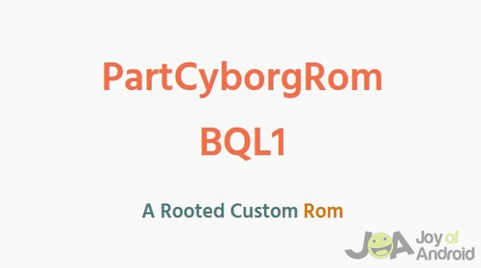 Cyborg ROM