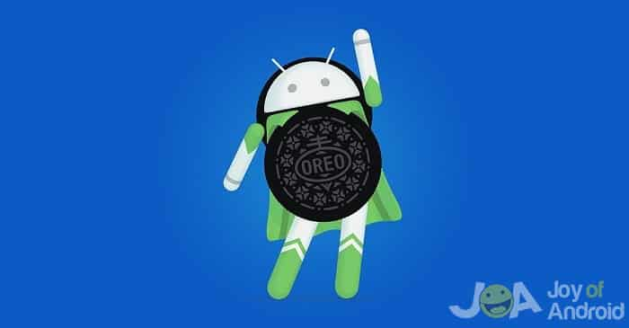 Official Oreo ROM