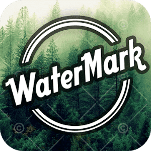 Watermark on Photos Logo