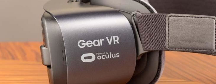 Up close with the Samsung Gear VR
