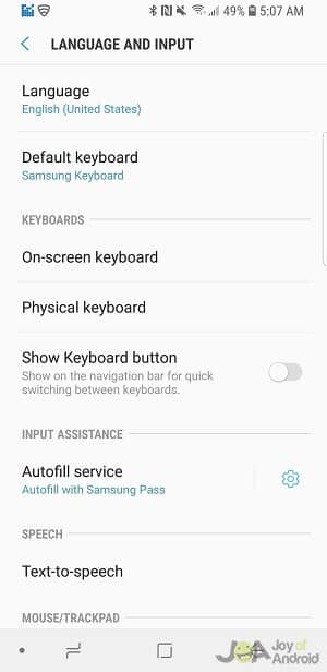 How to Fix Keyboard Language Problems on Android