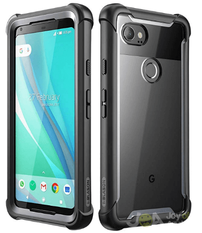 Pixel 2 XL Case With Screen Protector
