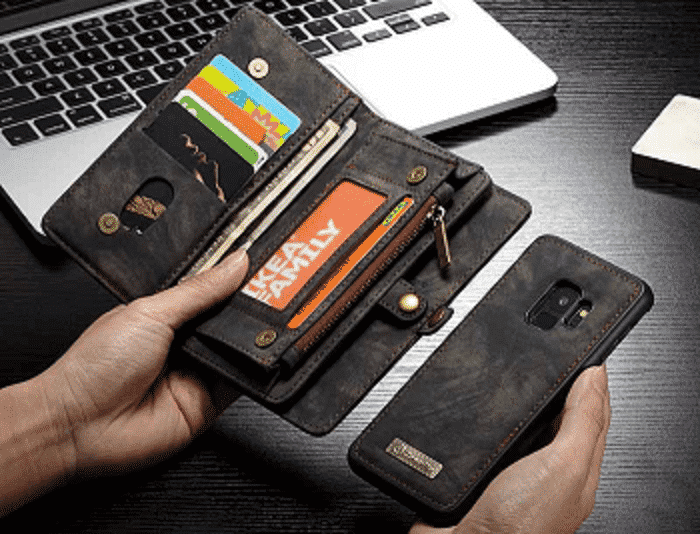 big sale 2a7e3 e129a The 10 Best Samsung Galaxy S9 Wallet Cases: Carry All Your Essentials