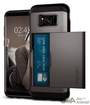 galaxy s8 card case