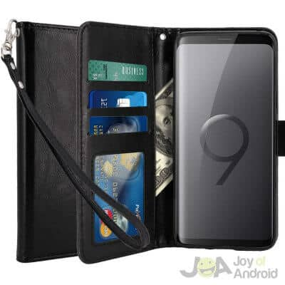 Galaxy S9 Case Wallet