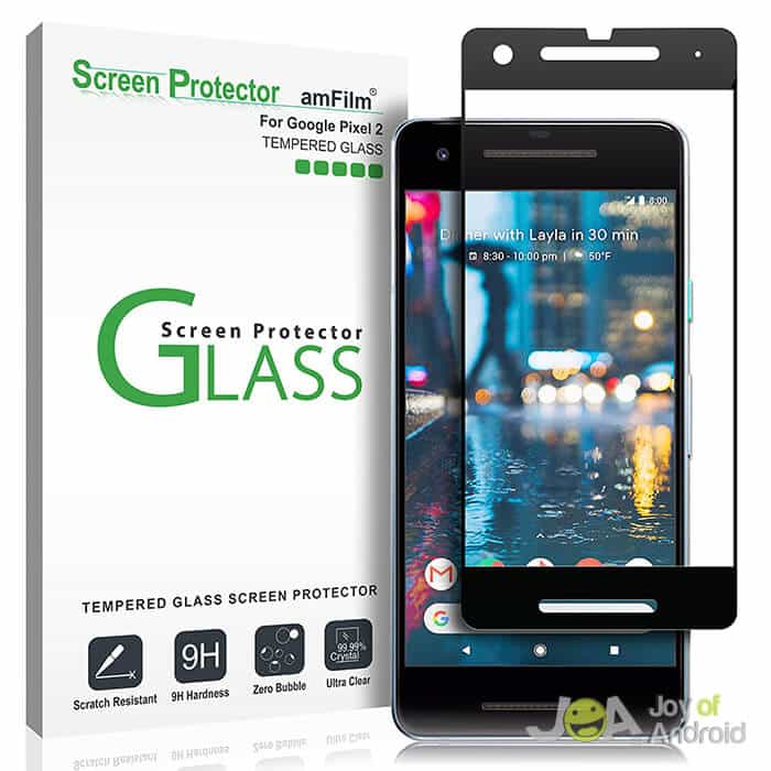 Screen Protector for the Google Pixel 2