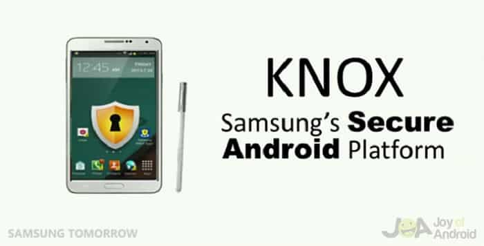 Android Knox: Your Guide to the Samsung App | Joy of Android