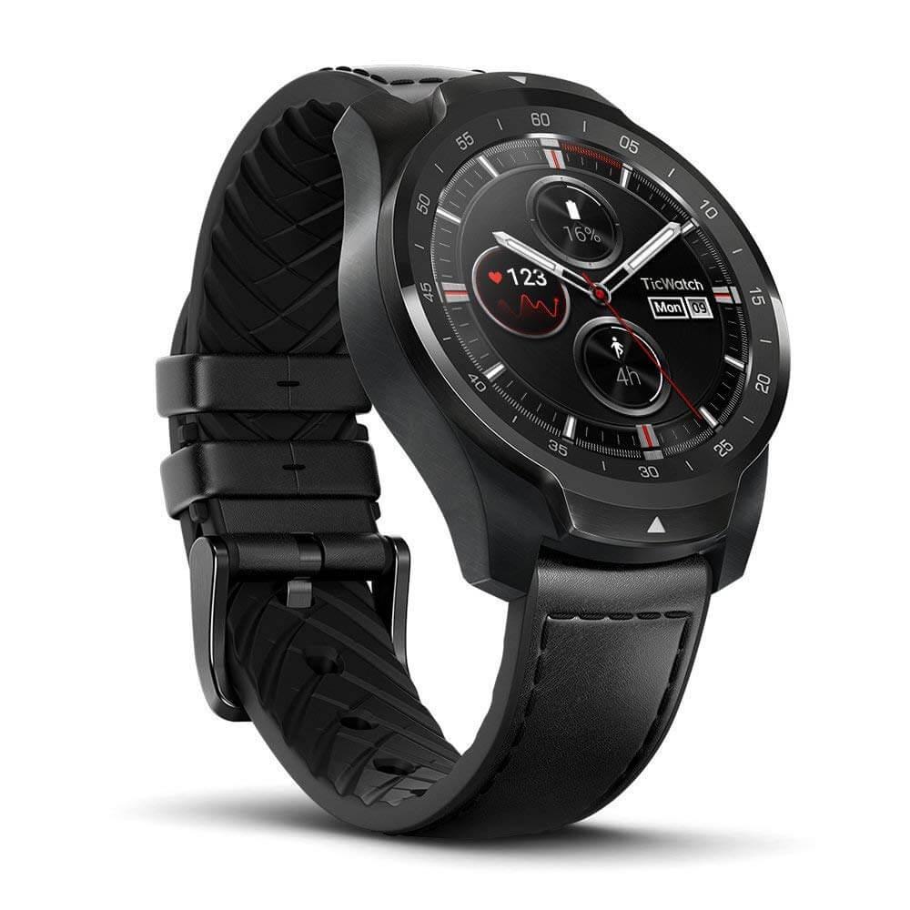 Black Ticwatch Pro