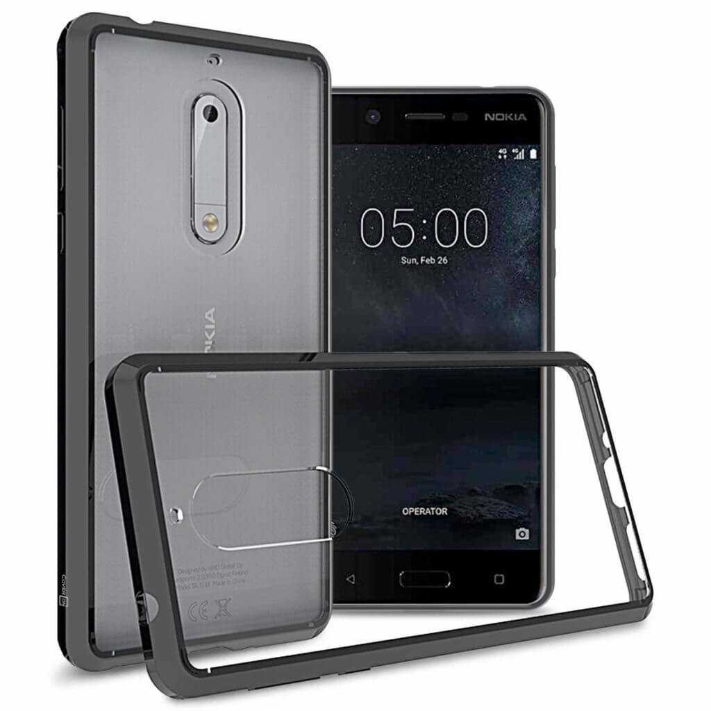 cheap for discount bd17a f8e74 The 8 Best Cases and Covers for the Nokia 5 on Amazon