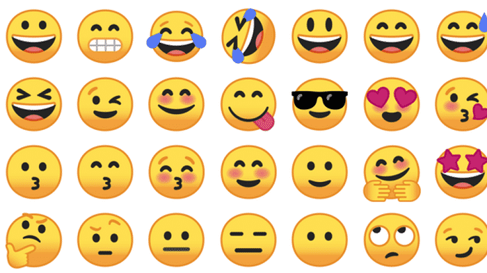 android update emojis