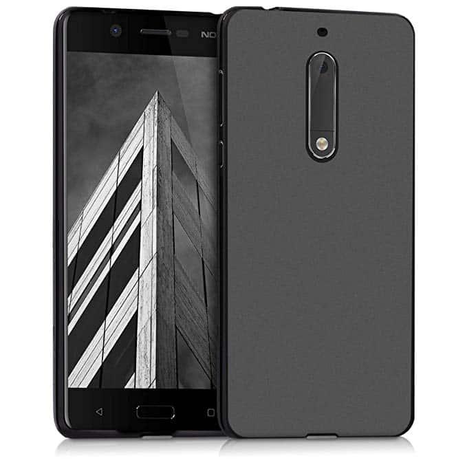 KwmobileTPU Silicone Case for Nokia 5