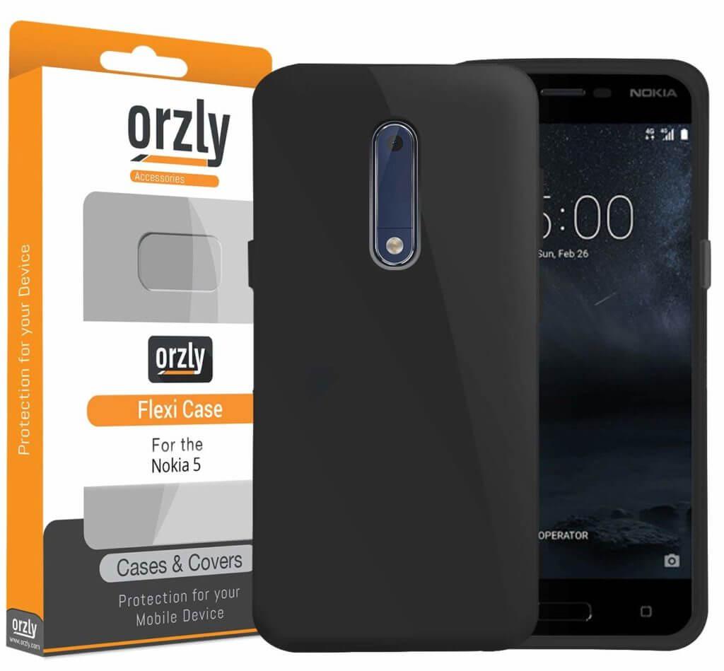 Orzly Flexi Case for Nokia 5
