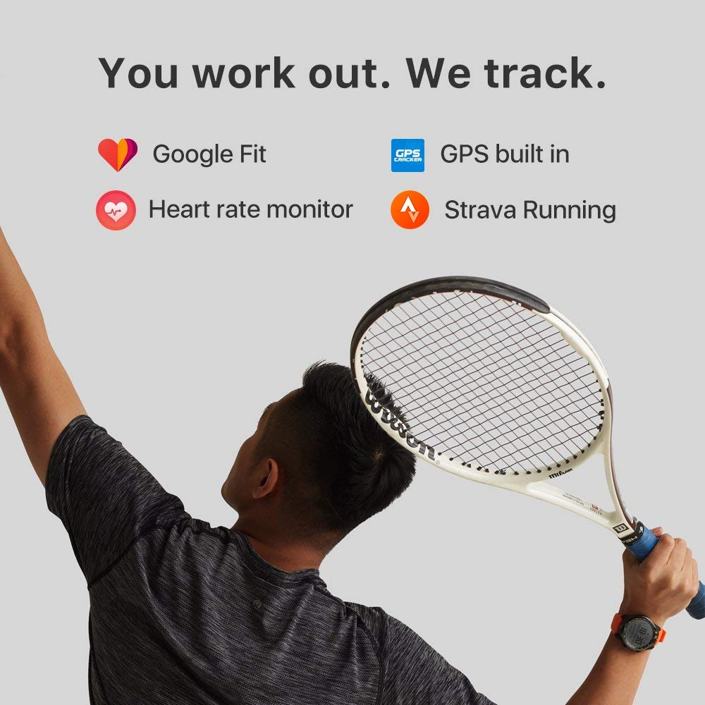 Ticwatch Pro Features for Fitness