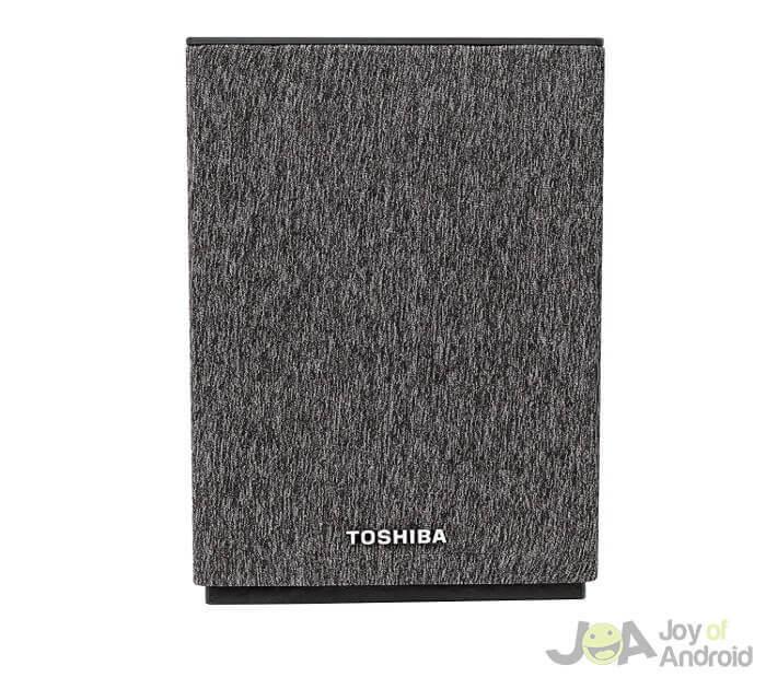 Toshiba Chromecast Bluetooth Speakers