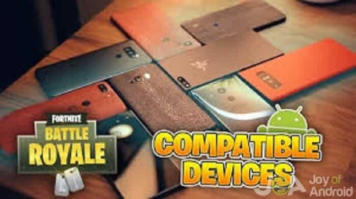 Fortnite Compatible Devices