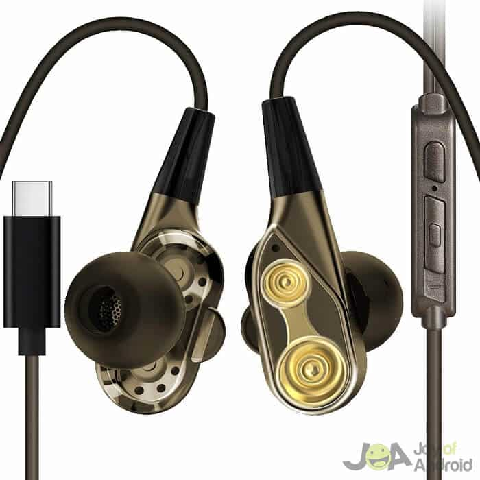 deamvasion google usb c headphones