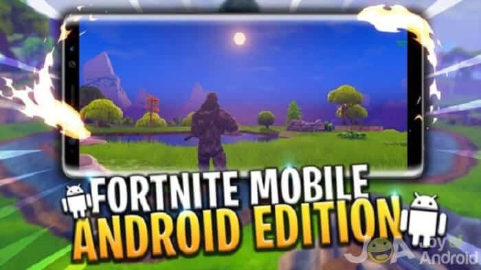 Fortnite Mobile Android Edition