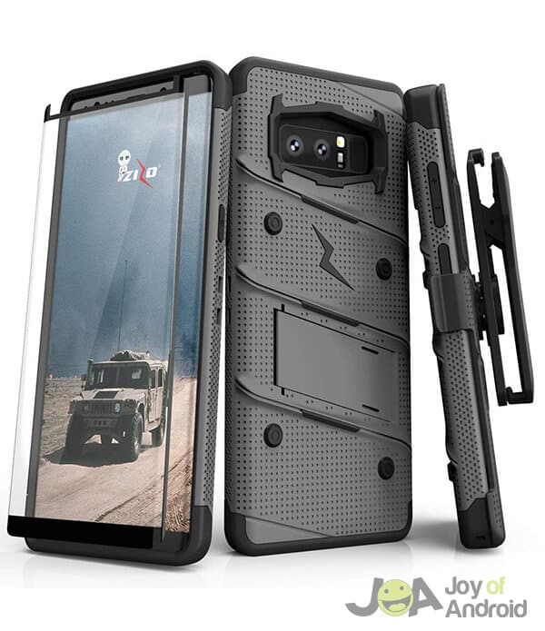 ZIZO Galaxy Note 8 Holster Case