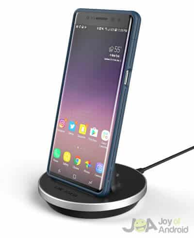 Encases Galaxy Note 8 Docking Station