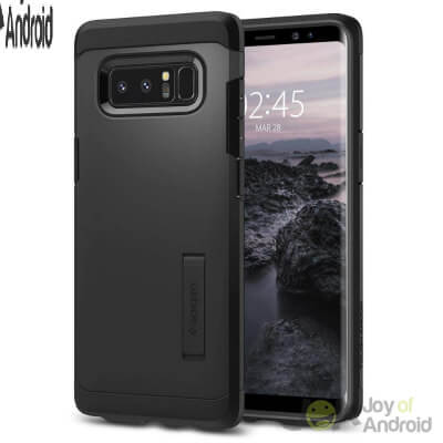 Galaxy Note 8 charger from Spigen
