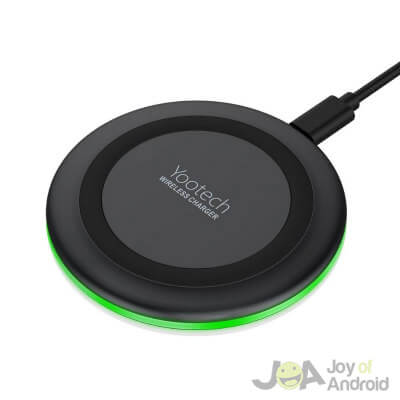 Yootech Galaxy Note 8 Qi Charger