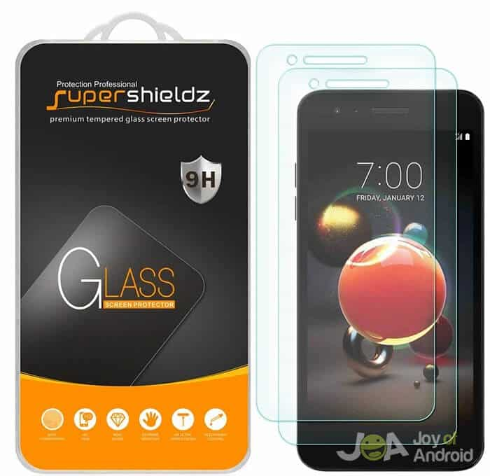 lg aristo 2 screen protector supershieldz