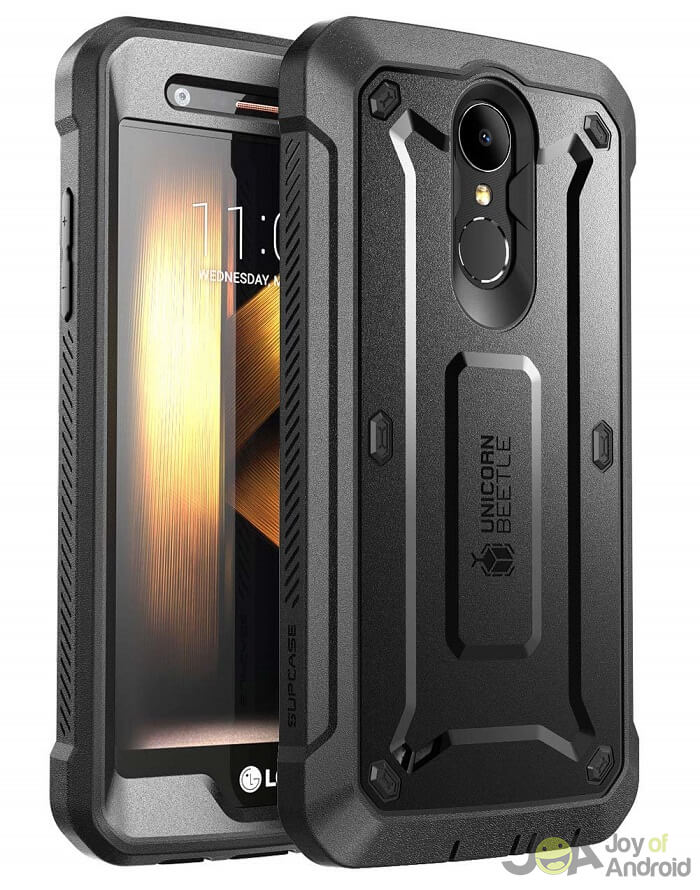 lg k20 plus phone case heavy duty supcase
