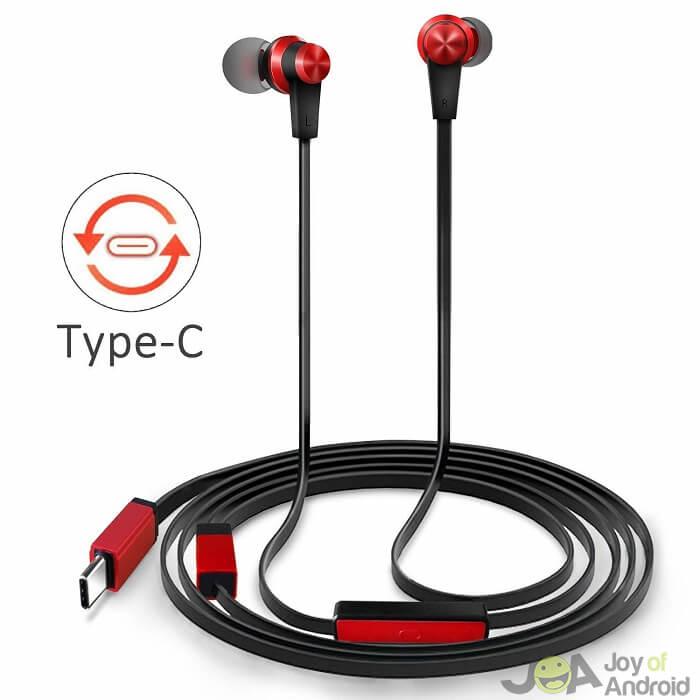 trilink usb type c headphones
