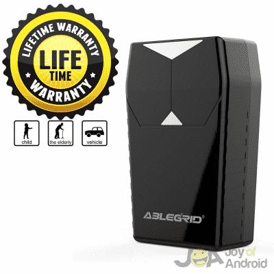 ABLEGRID GT001 GPS Tracker