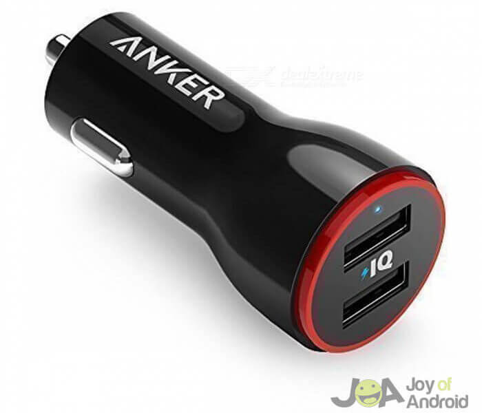 Anker Power Dual USB Car Charger