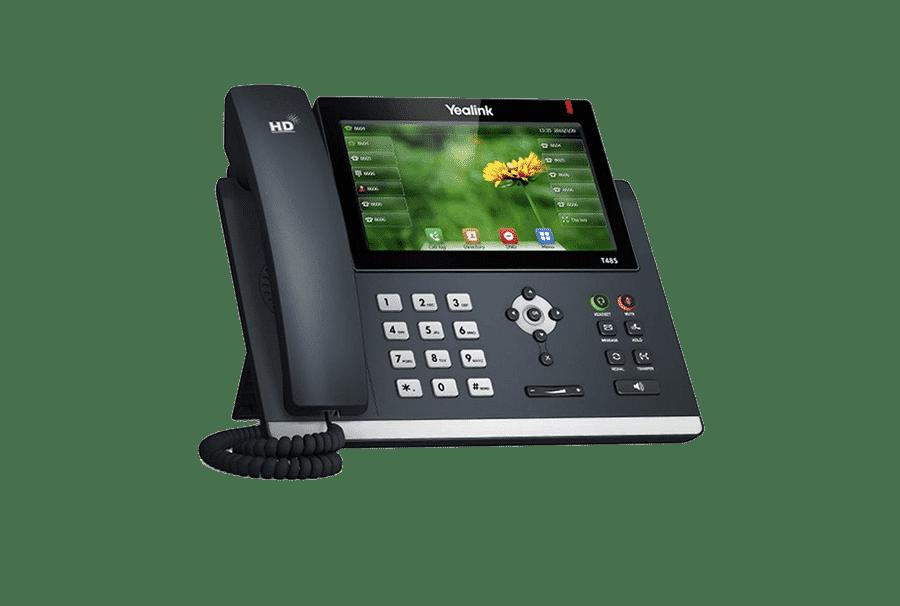 Yealink SIP-T48S Ultra-Elegant Touchscreen IP Phone