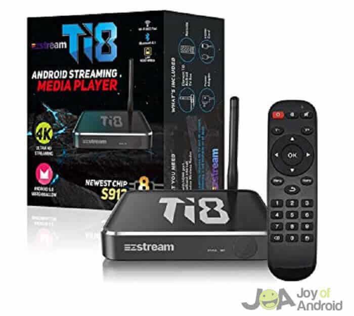 EZ-Stream Ti8