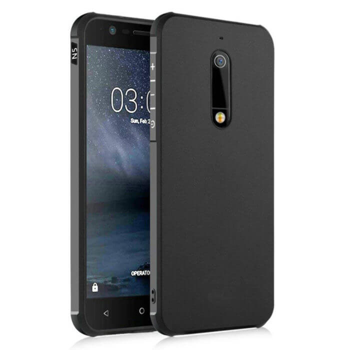 FaLiang Business Series Ultra Thin Silicone Nokia 5 Case