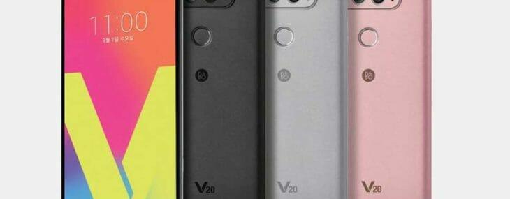 LG V20 Smartphones