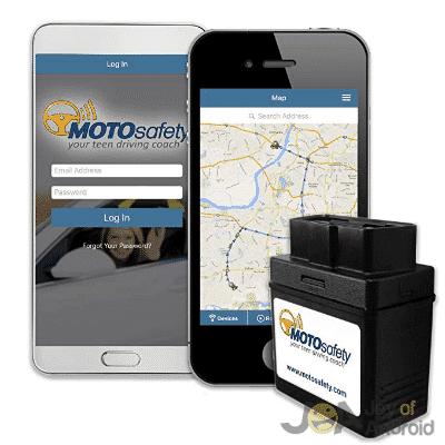 MOTOsafety OBD GPS Tracker Device