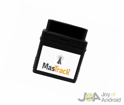 MasTrack OBD Real Time GPS Vehicle Tracker